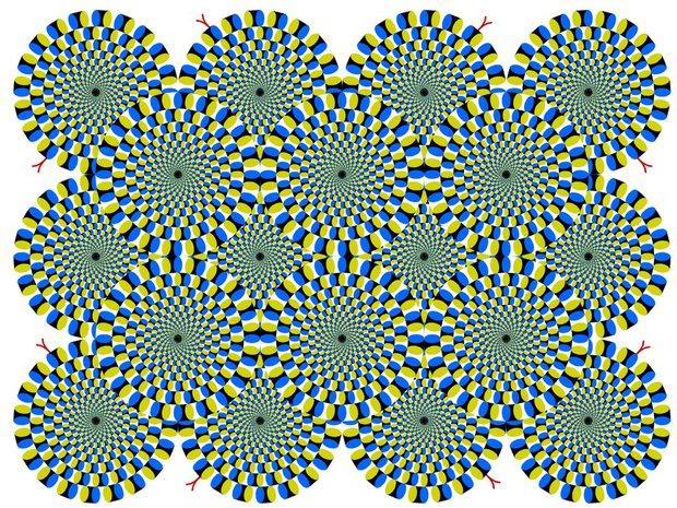 Optické iluze 2 - Obrázek 10 Foto: