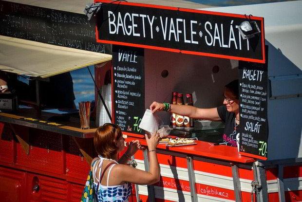 Food Truck Show v Praze Foto: