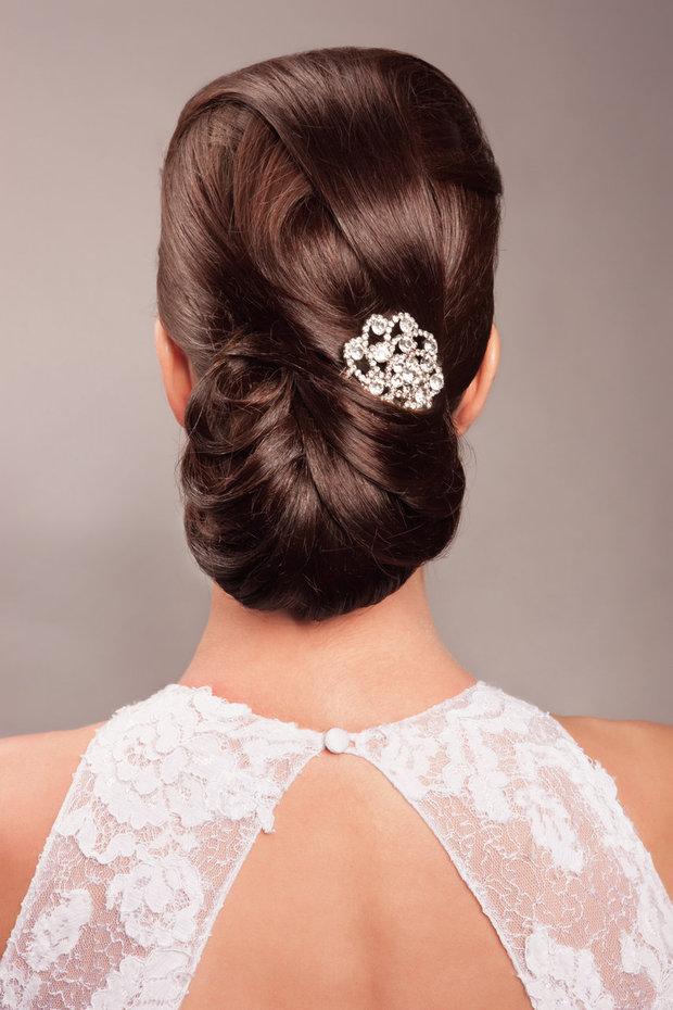 Renata Czadernova, The BRIDES, Hair studio Honza Korinek (3) Foto: