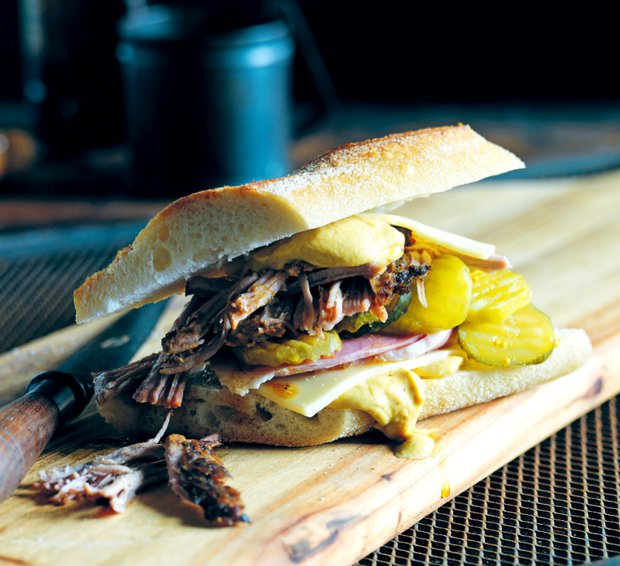 Kubánský sendvič  Foto: