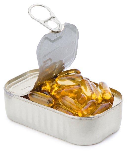 Doplňky stravy, bez kterých se žádná žena neobejde omega Foto: