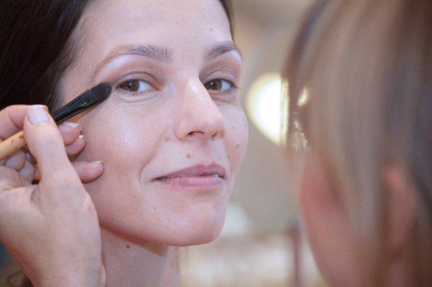 Nakonec je lehký make-up Foto: