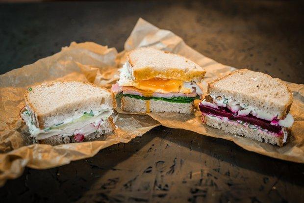3x chutná svačina z chleba Foto: