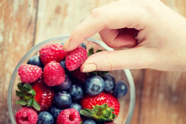 Když budete jíst hodně ovoce a zeleniny, neuděláte chybu Foto: