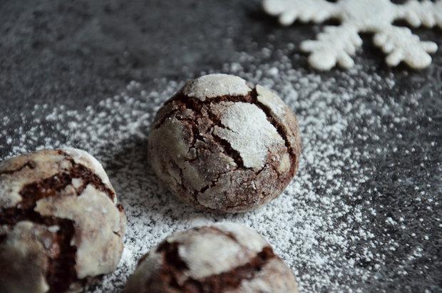 Popraskané sušenky 3 Foto:
