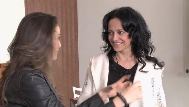 Zpěvačka Lucie Bílá se nechala inspirovat pořadem Jak se staví sen. Foto: