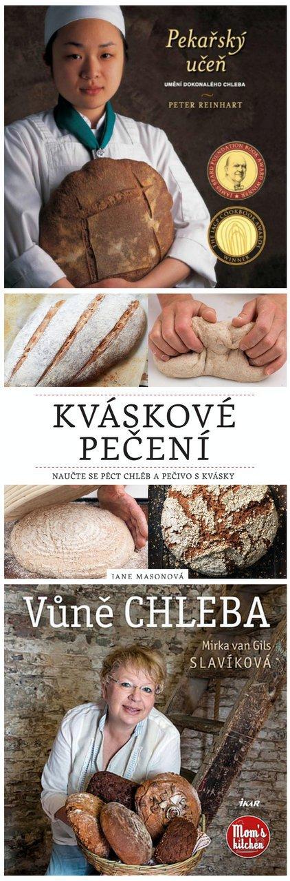 Soutěž o 3 kuchařky - pečení chleba 2 Foto: