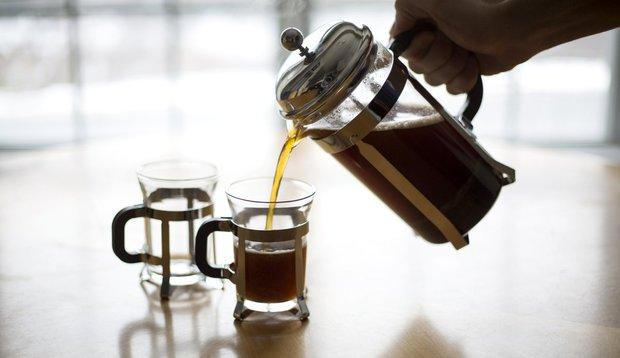 Připravte si doma kávu jako z kavárny: French Press Foto: