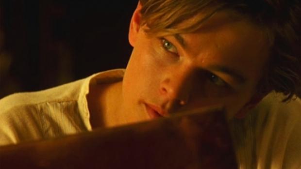 Leonardo a jeho dokonalé nervózní přeřeknutí