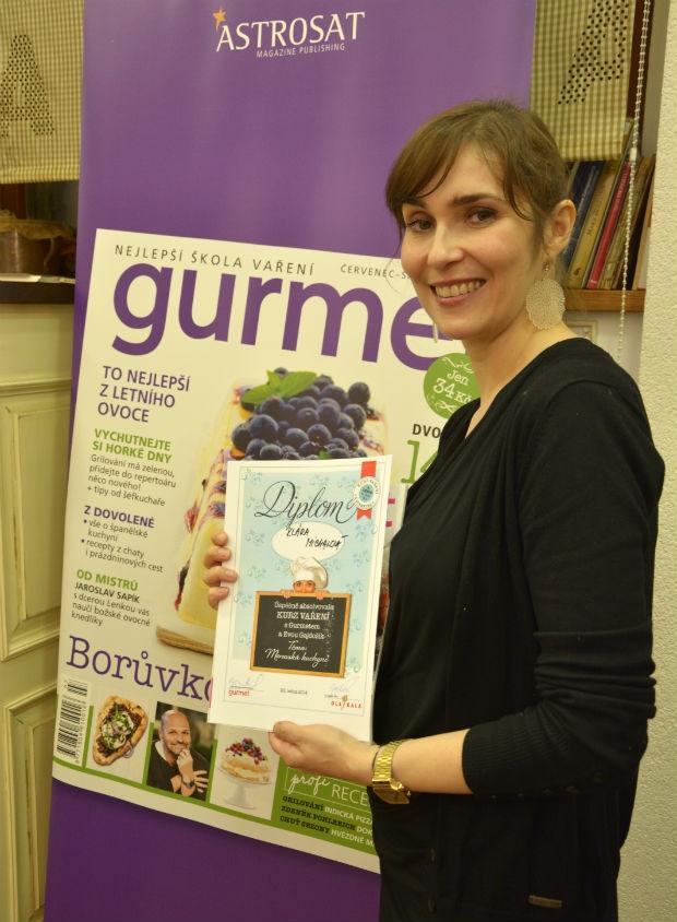 Vaříme po moravsku s časopisem Gurmet a Evou Gajdošík - Obrázek 15