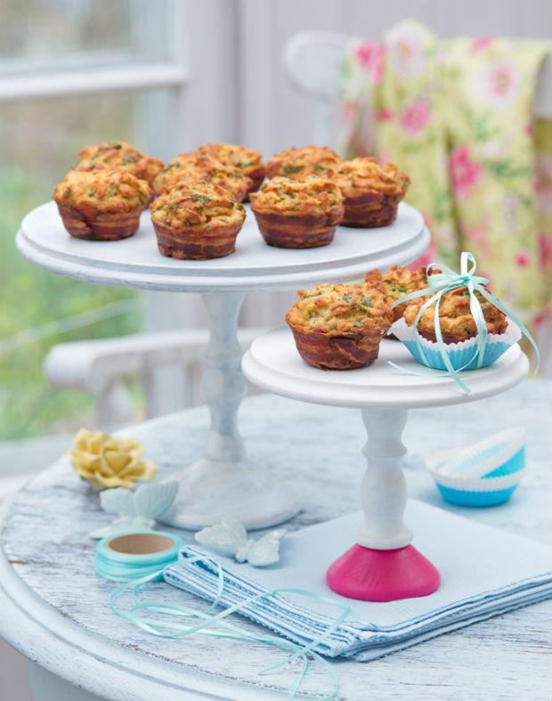 Nádivkové muffiny Foto: Láska prochází kuchyní