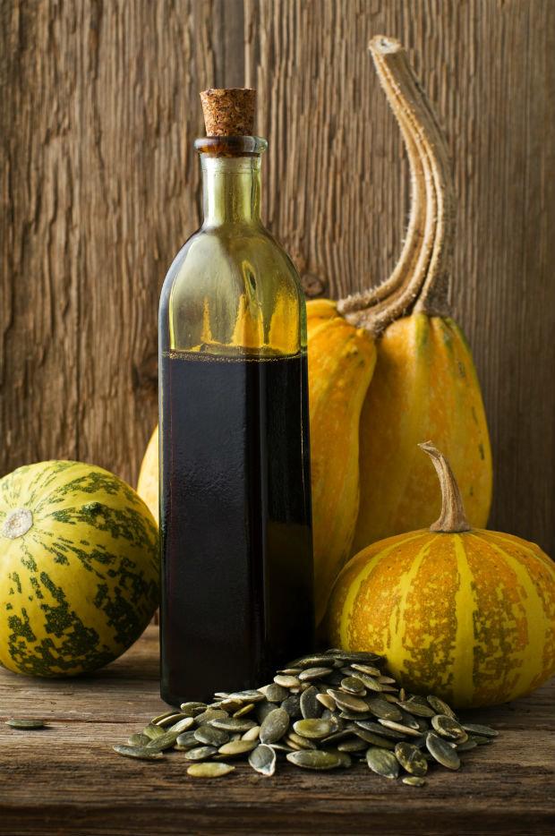 Dýňový olej  Foto: Thinkstock