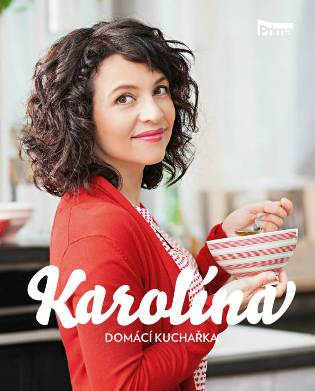 Karolína, domácí kuchařka - kniha Foto: