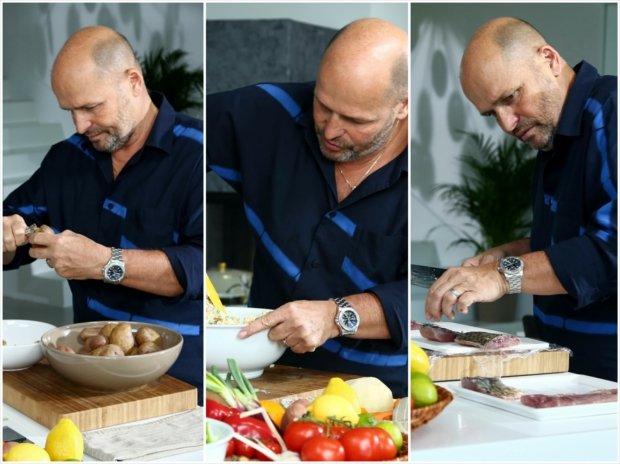 Kapr s bramborovým salátem Foto: