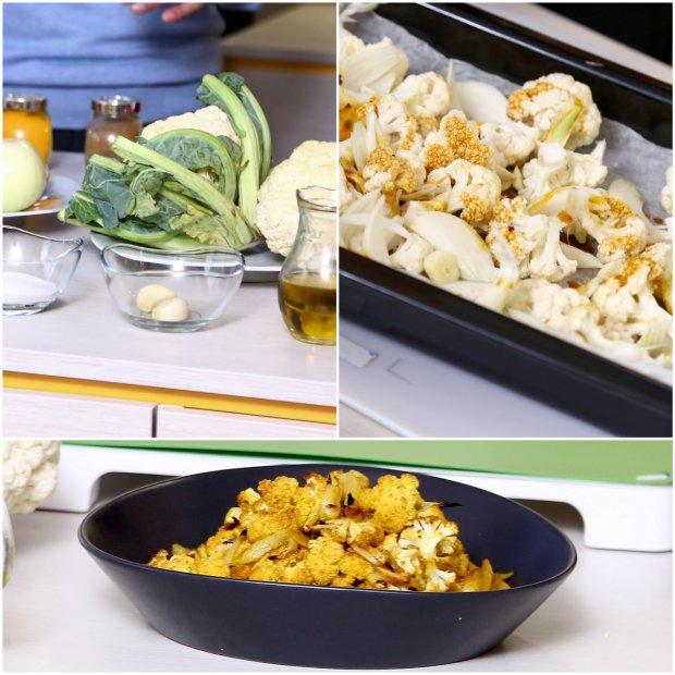 S Klárou v kuchyni: Orientální květák v pořadu Gondíci s.r.o. 2 Foto: