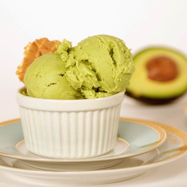 avocado-ice-cream Foto: