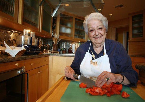 Rajčatová omáčka podle Marcelly Hazan 3 Foto: