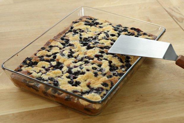 Pečeme podle hvězd - šumavský borůvkový koláč Foto: