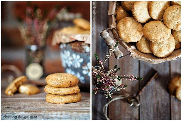 Sušenky s makadamovými ořechy 3 Foto: