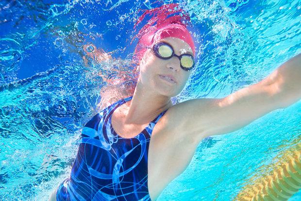 Plaváním spálíte až 450 kalorií za hodinu Foto: