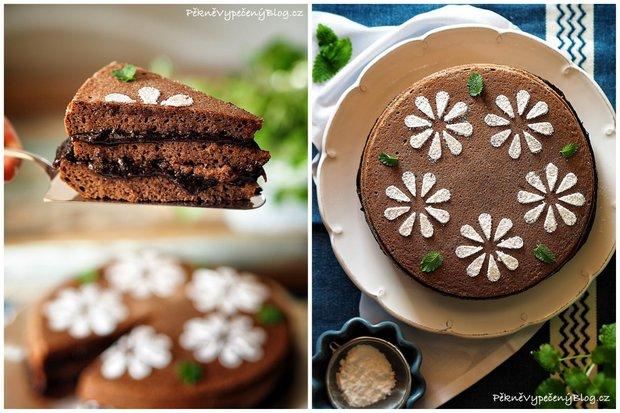 Povidlový dort 2 Foto: