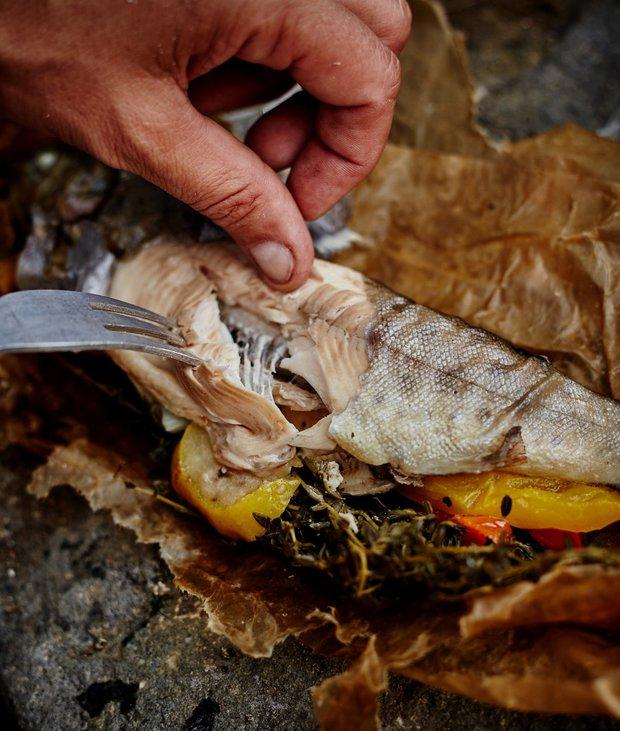 Živáňská ryba  Foto: