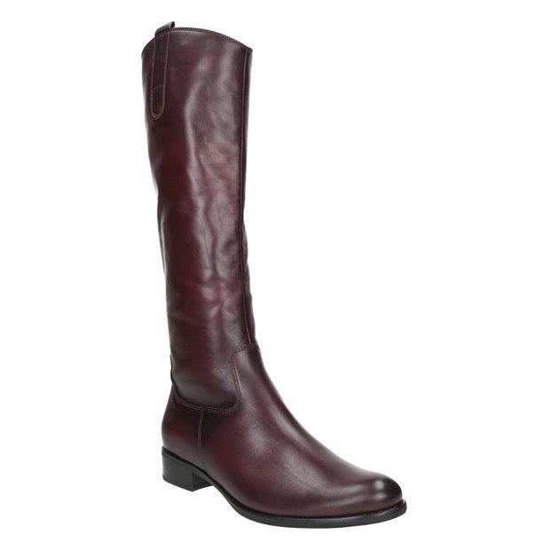 Kozačky Gabor s výběrem velikosti až do č.44 a obvodem přes lýtko S - XL, 4650 Kč, cliche-shoes.cz velkým výběrem velikostí i  Foto: