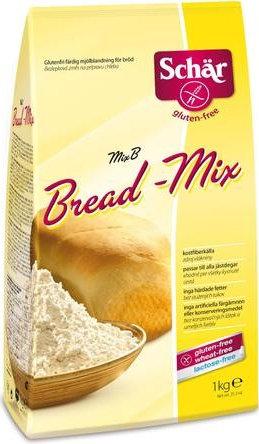 Bezlepková mouka Schär Mix B Bread Mix  Foto: