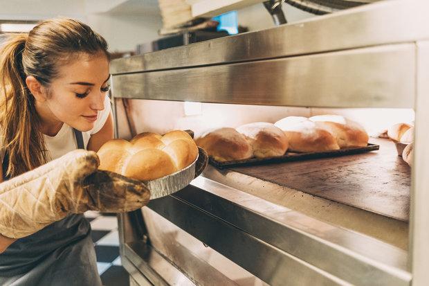 Vůně čerstvého pečiva je to nejlepší probuzení. Foto: