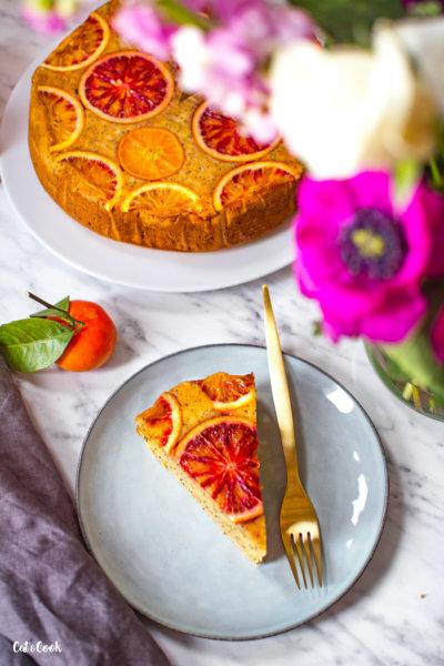 Obrácený citrusový koláč 3 Foto:
