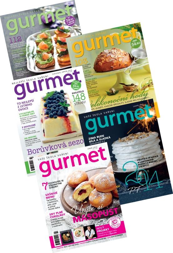 Gurmet - archiv II.