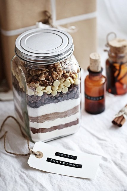 brownie mix Foto: