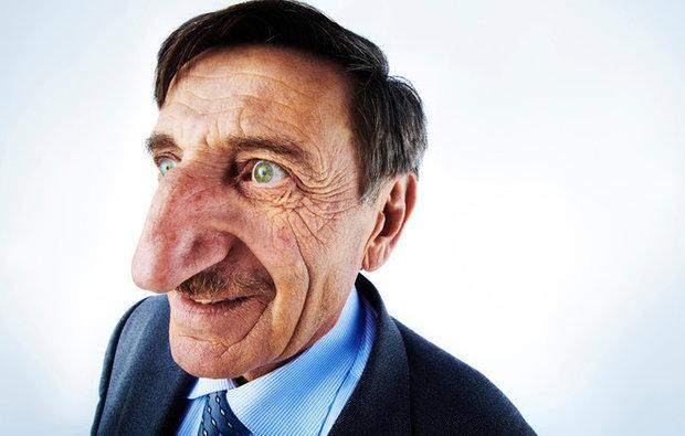 Nejdelší nos Foto: