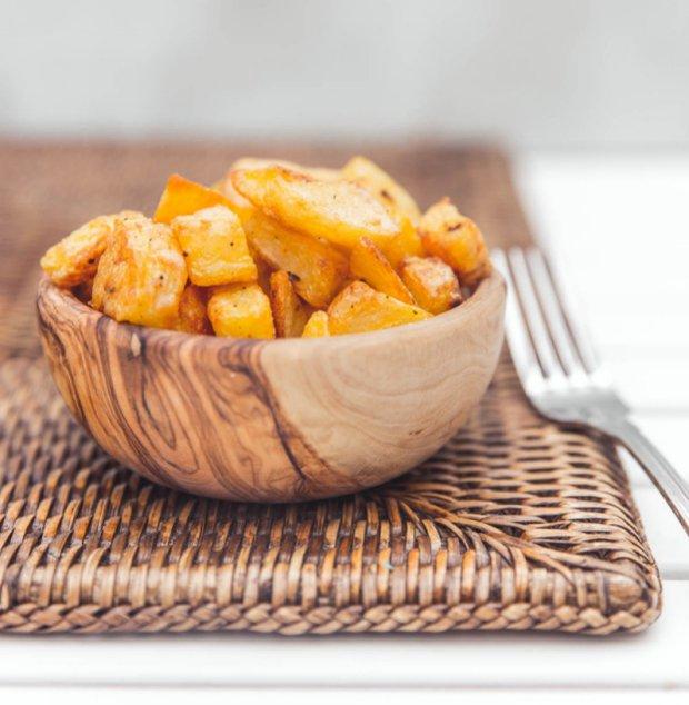 Jak na opravdu křupavé opečené brambory  Foto: