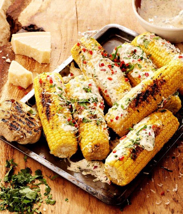 Kukuřice, co má říz  Foto: