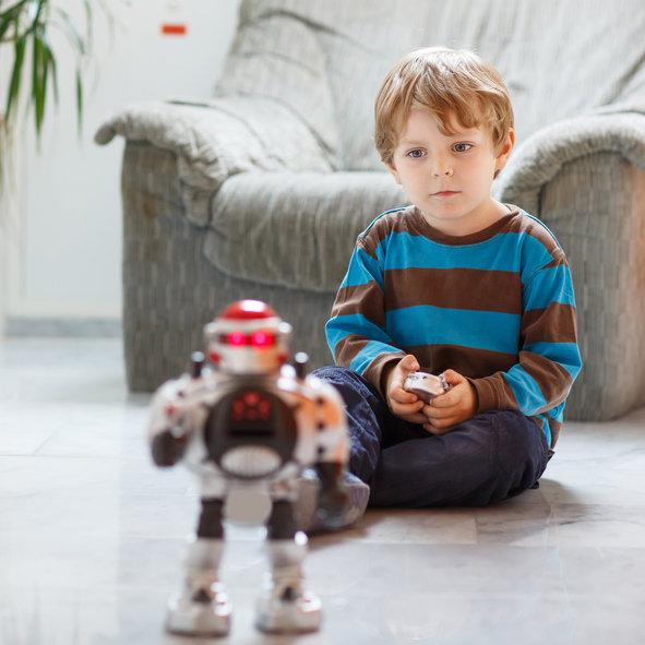 hi-tech hračky Foto: