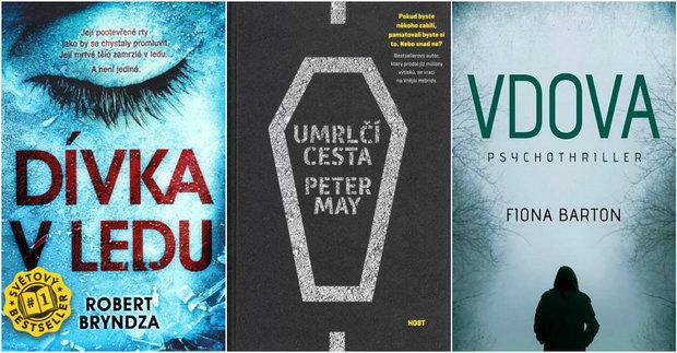 Knižní tipy: Výběr těch nejlepších knih napříč žánry krimi Foto: