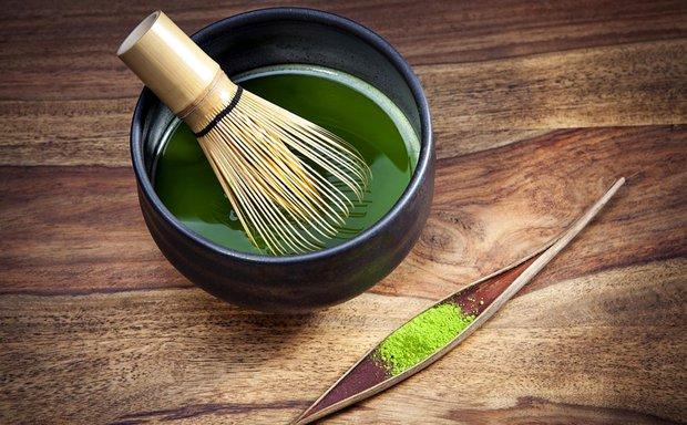 Práškový čaj MatchTea Foto: