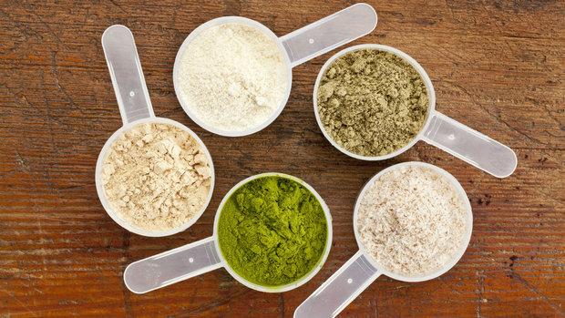 protein 2 Foto: