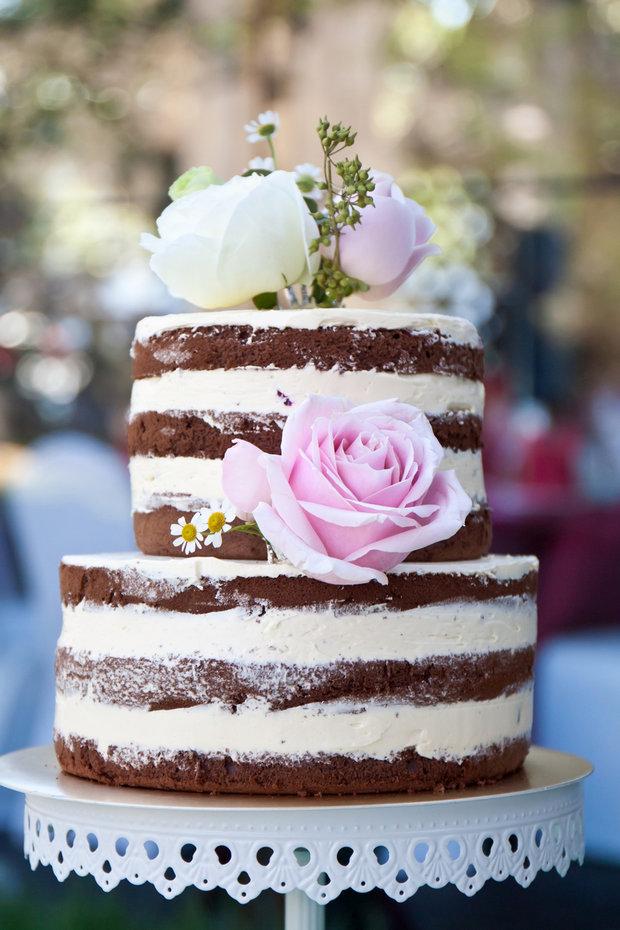 Svatební trendy 2017: Radujte se a uvolněte se! dort Foto: