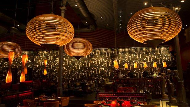 Interier restaurace Sasazu Foto: