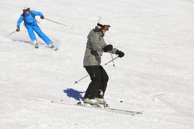 Čeští lyžaři Foto: