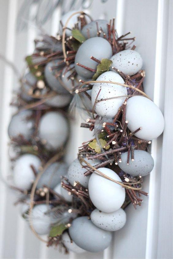 Vytvořte si velikonoční věnec. Foto: