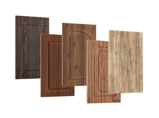 MDF desky se většinou používají na kuchyňské skříňky. Foto: