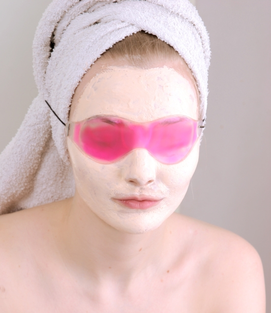 Zjemňující masky Foto: