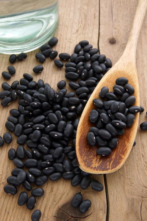Černé superpotraviny - černé fazole Foto: Thinkstock