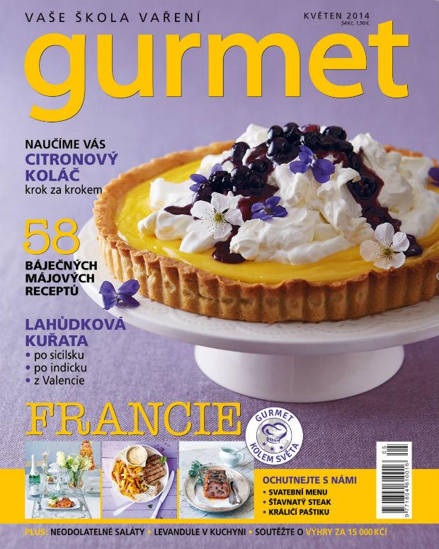 Gurmet - květen 2014