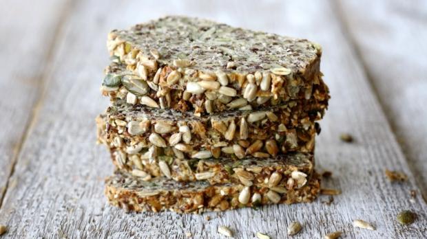 Paleo chléb ze semínek