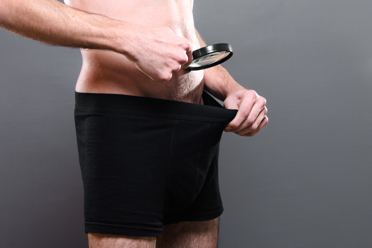oholený penis pics
