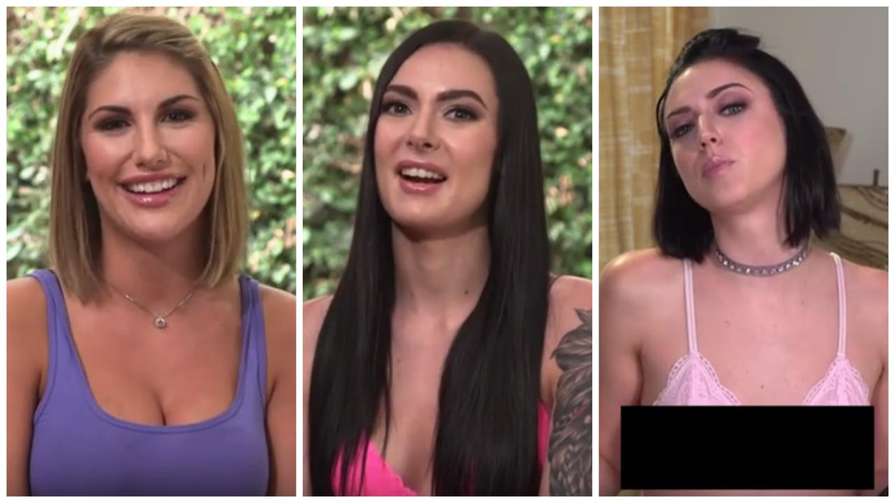 Porno hvězdy se připravují na anál